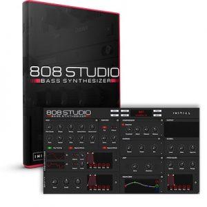 Initial Audio 808 Studio II 2.0.5 Full Crack Download 2021