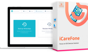 Tenorshare iCareFone 7.2.3.5 Crack 2021 Free Download